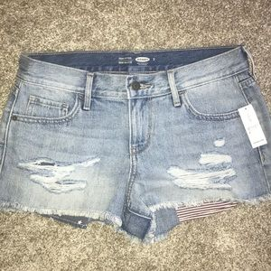 Denim Shorts BRAND NEW WITH TAGS